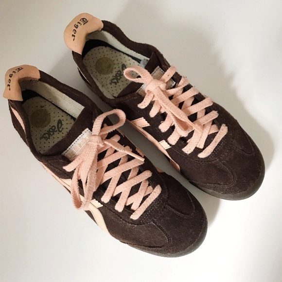 Asics Shoes - Brown and Pink ASICS